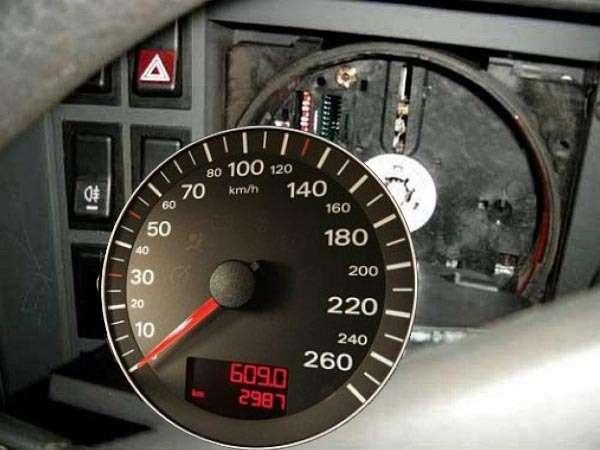 У каждого третьего немецкого авто скручен спидометр
