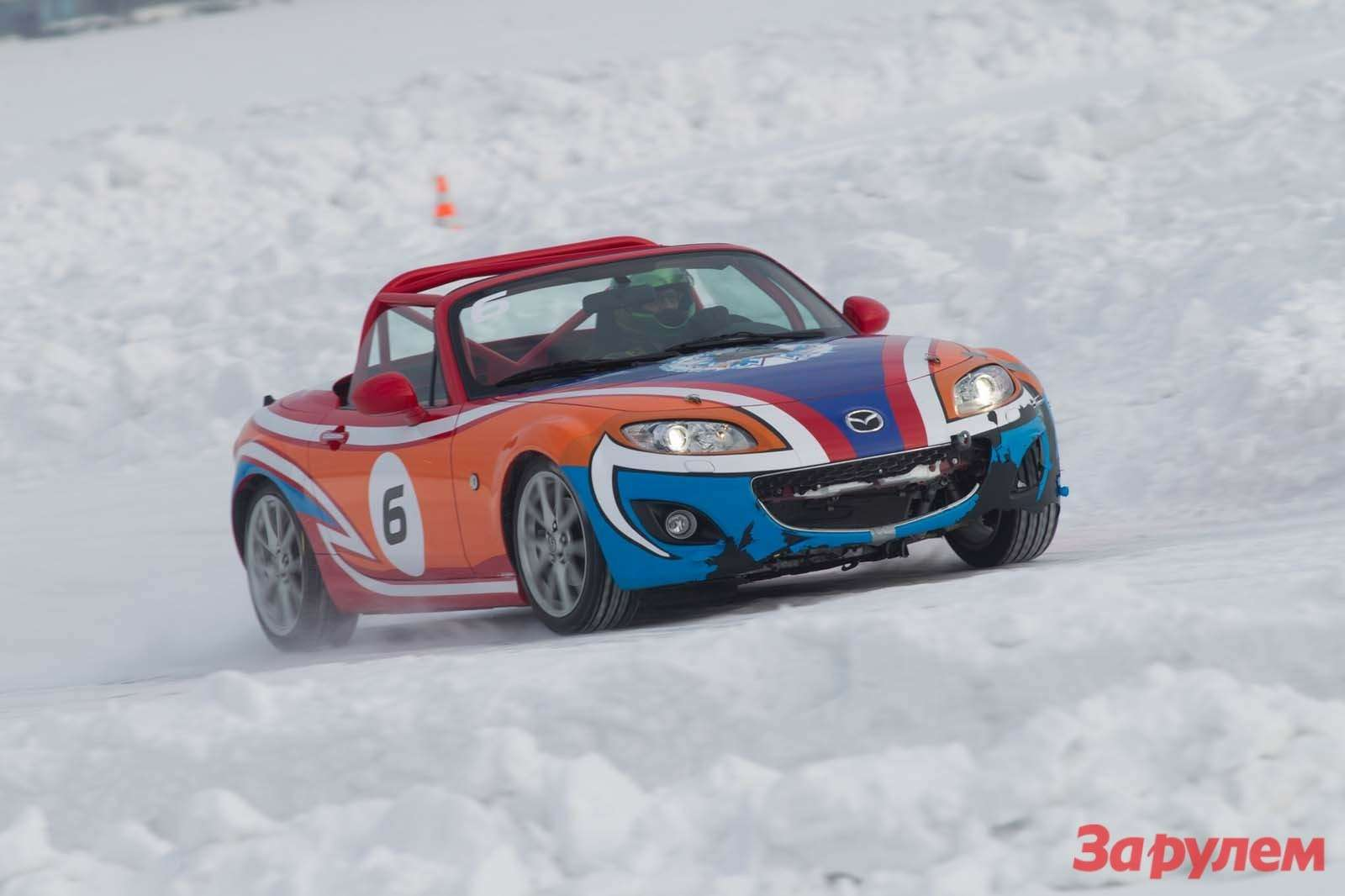 Mazda MX 5 Ice Race 2013      47