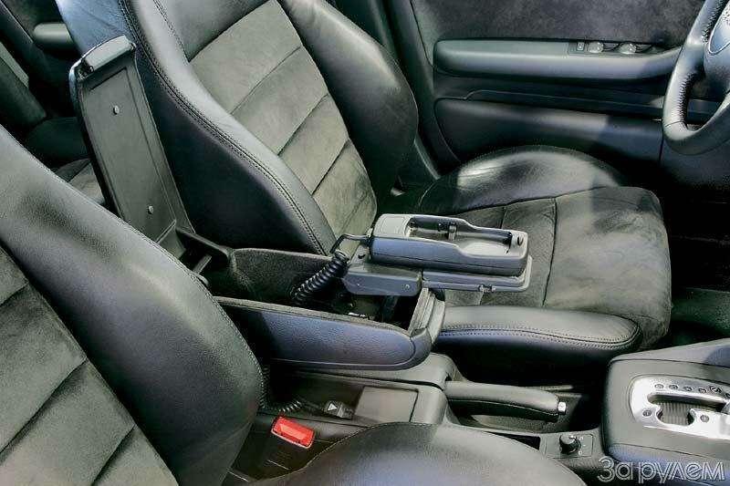 Audi A6. Его превосходительство— фото 67457