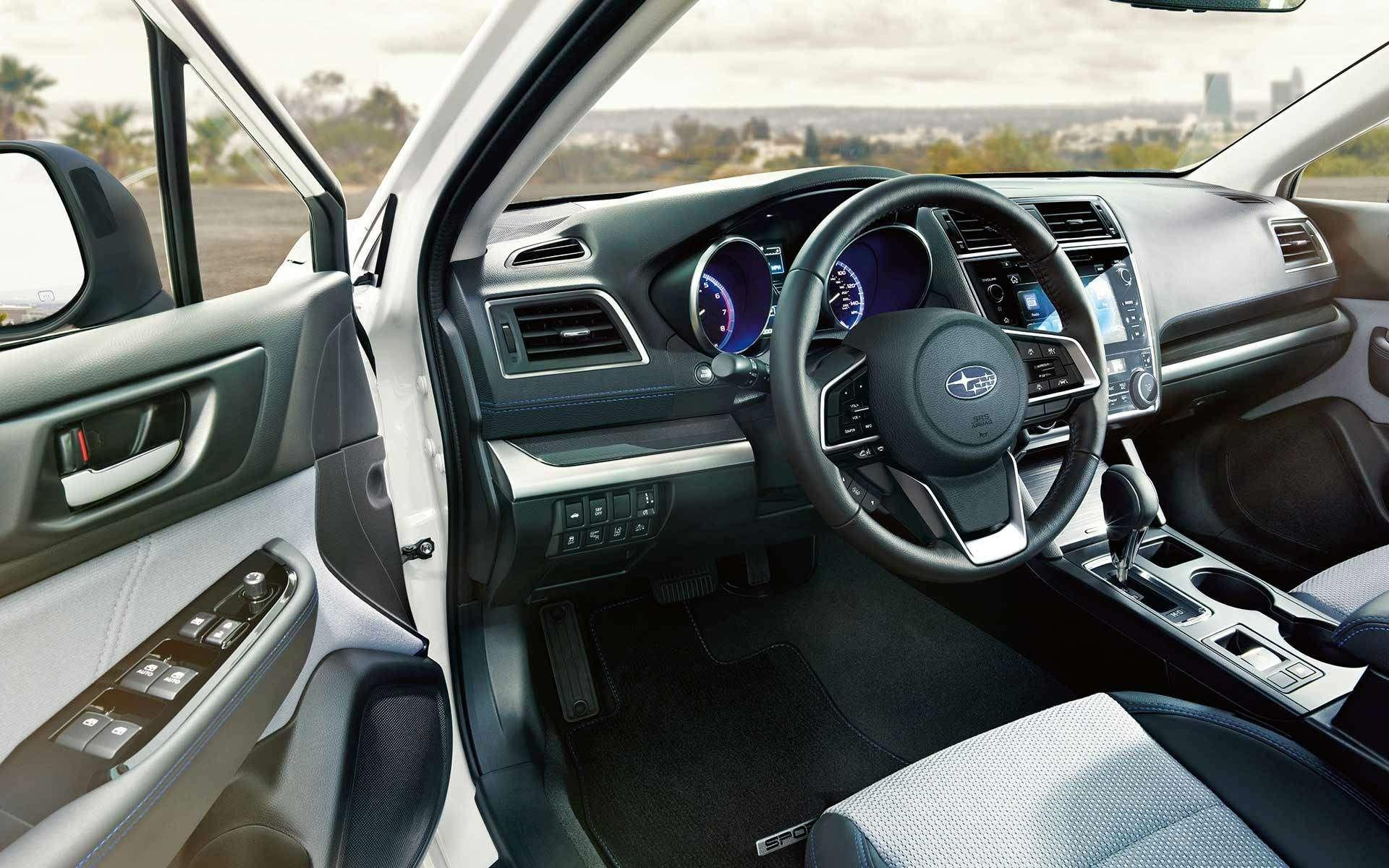 Subaru возвращает вРоссию седан Legacy— фото 816584