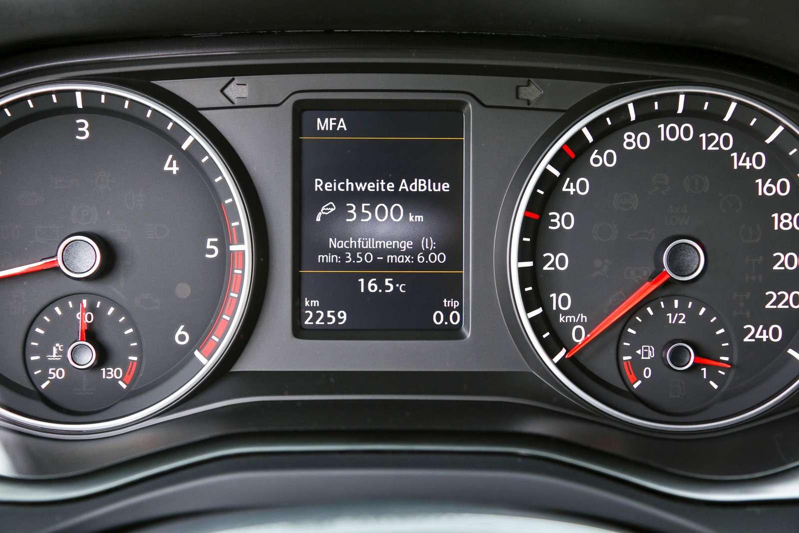 Volkswagen Amarok V6Aventura: всё включено— фото 616518