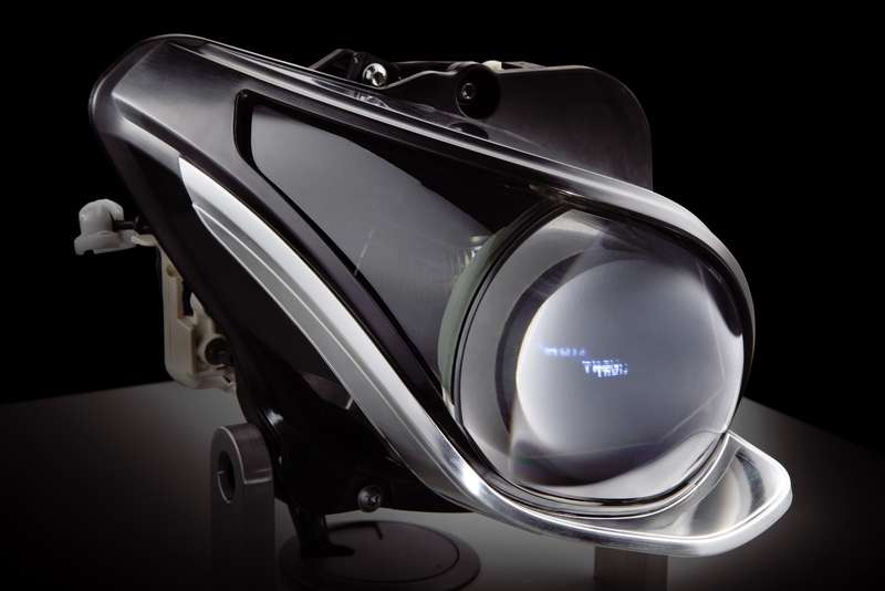 Mercedes-Benz MULTIBEAM LED-Scheinwerfer