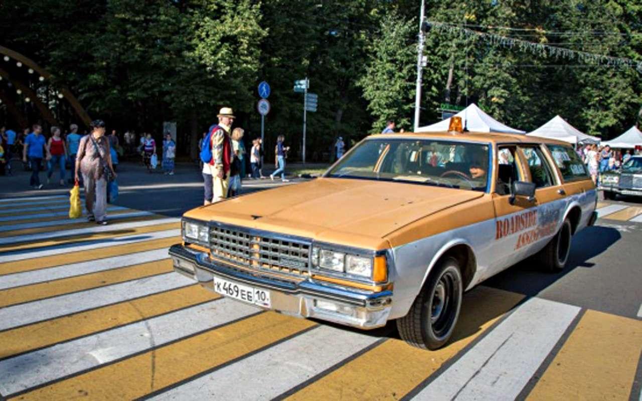 10самых интересных автомобилей дляаренды напраздники— фото 936003