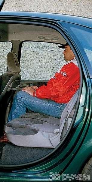 Тест Citroen Xsara Picasso, Mitsubishi Space Star, Mazda Premacy, Renault Scenic. Семейный квартет.— фото 20434