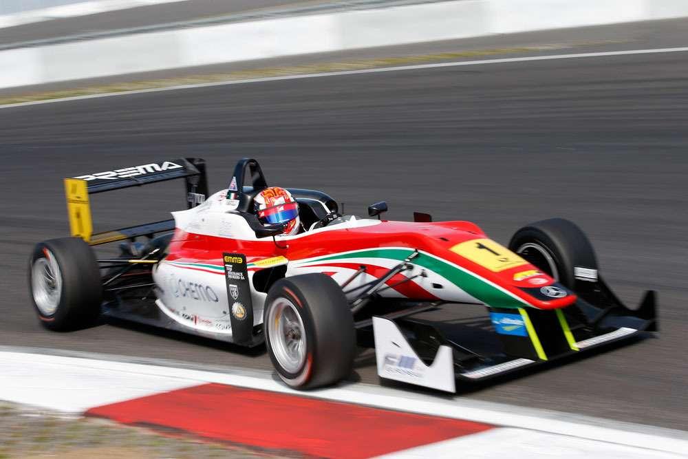 FIAFormula 3European Championship, round 7, Nuerburgring (D)