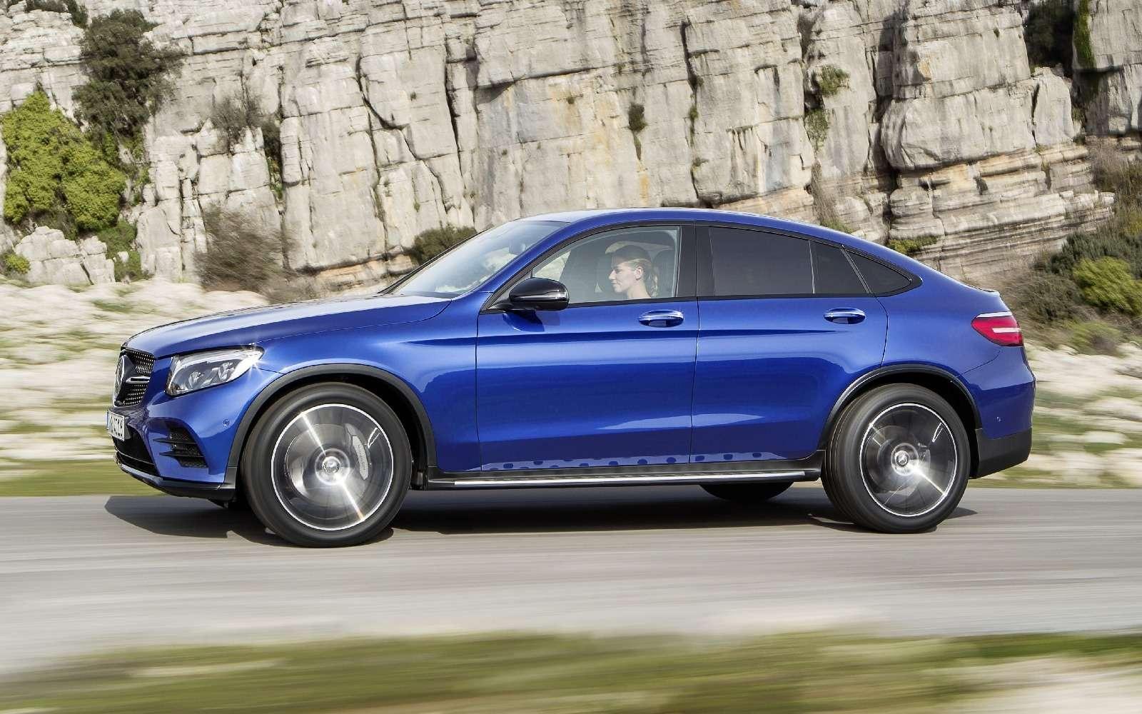 Объявлены рублевые цены наMercedes-Benz GLC Coupe икабриолет C-класса— фото 601786