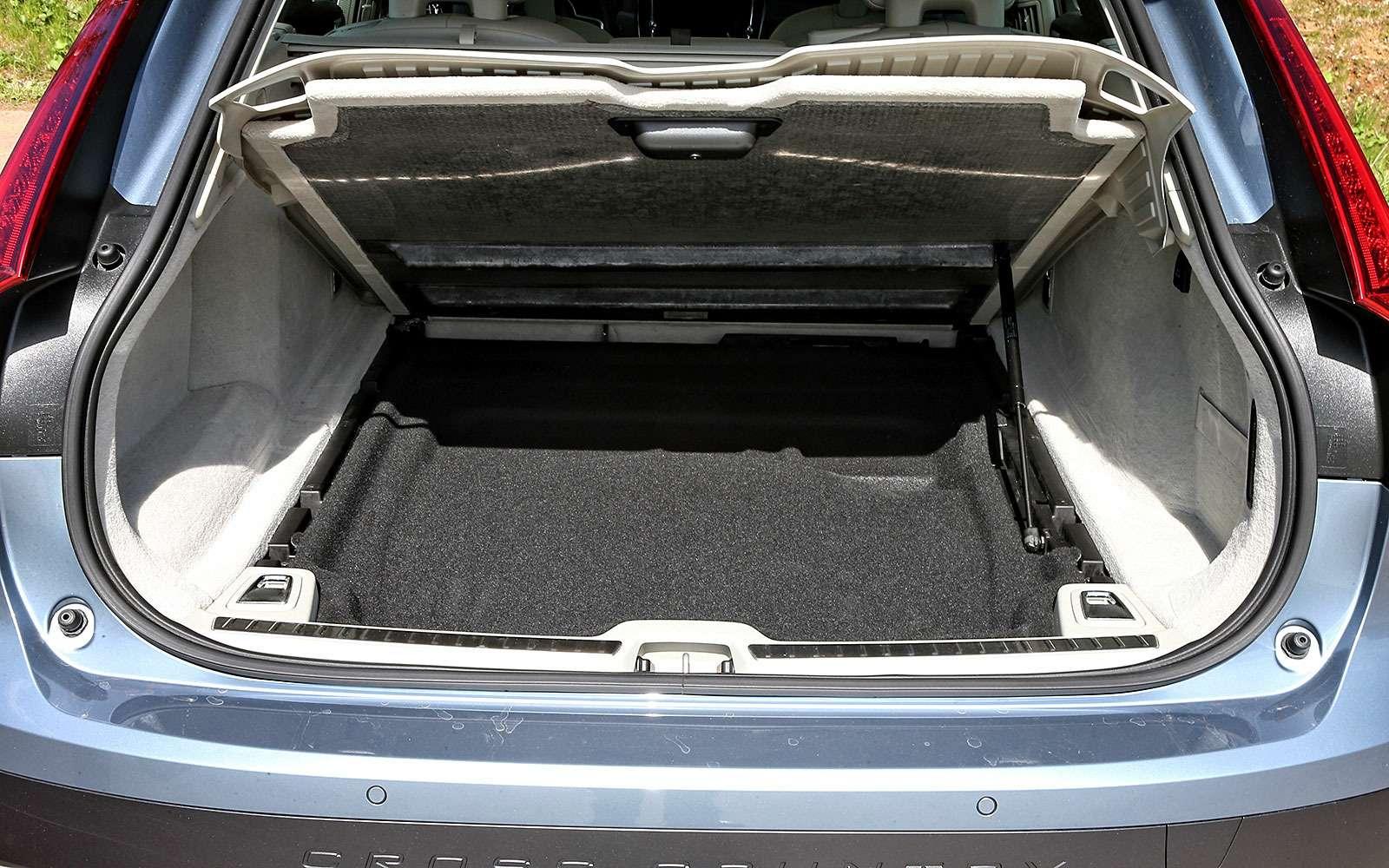 Тест-драйв Volvo V90 Cross Country— хорошо, нодорого— фото 764626