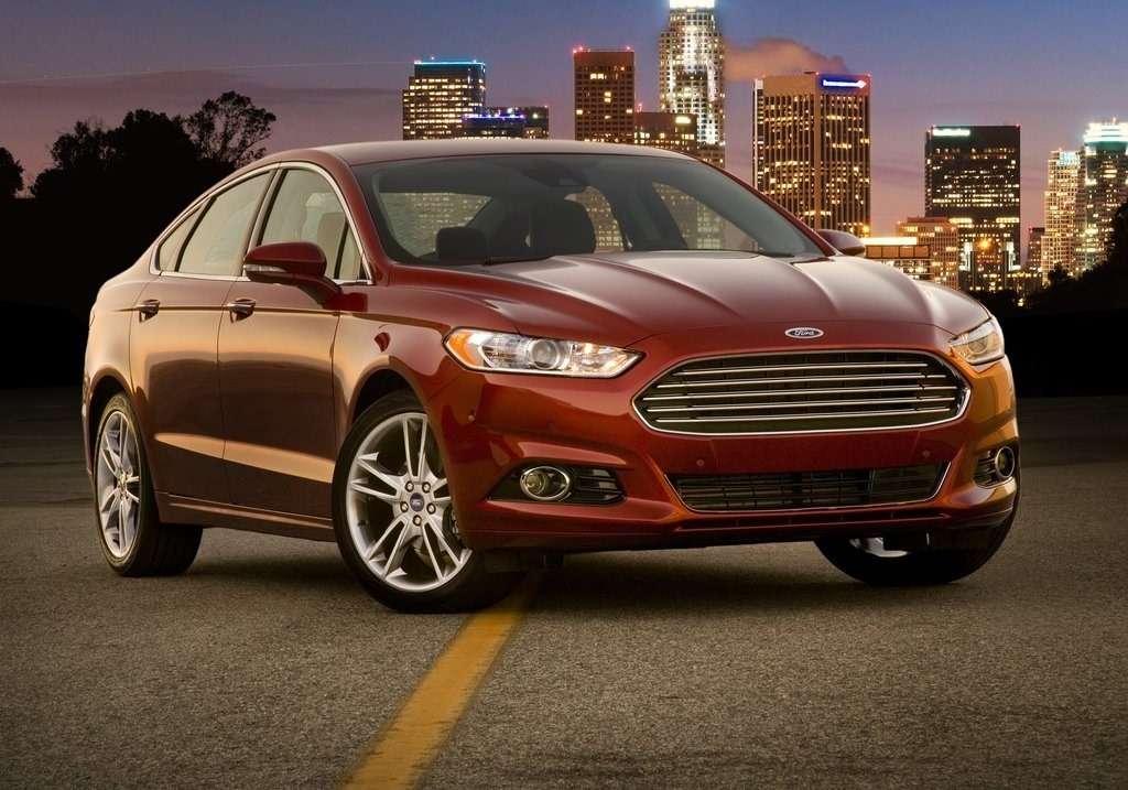 no copyright Ford Fusion 2013 2