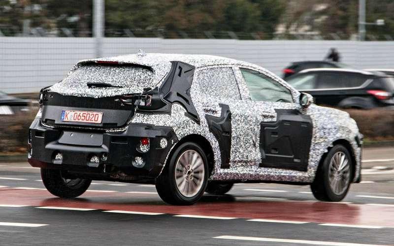 Ford заменит EcoSport наFiesta SUV