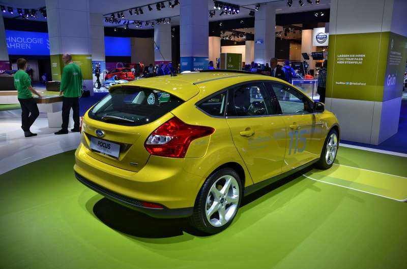 Ford Focus (EcoBoost 1.0)