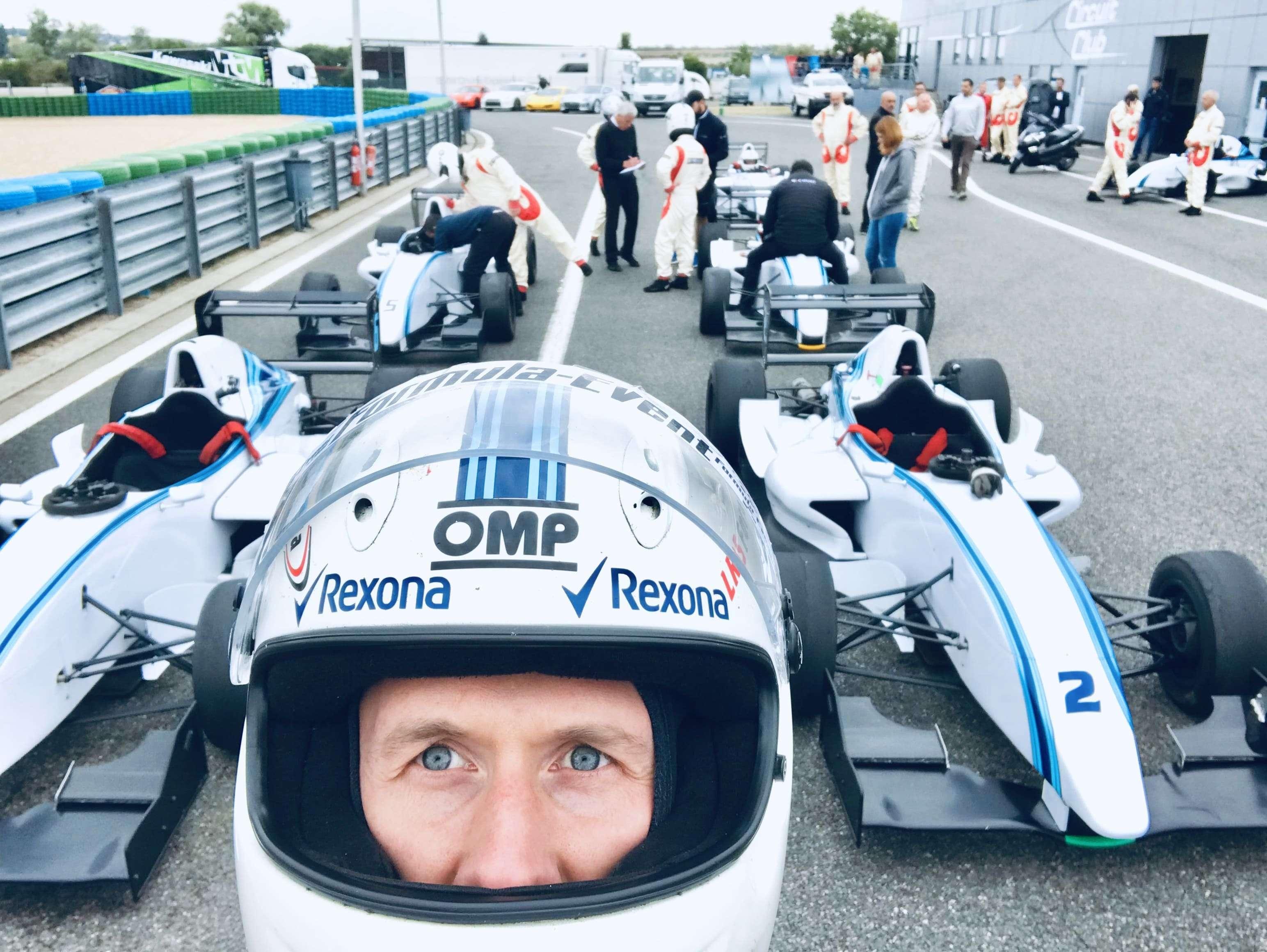 Прокатиться наболиде Формула 1.Как исполнить мечту!— фото 1066143