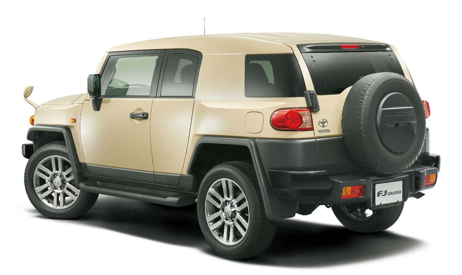 Toyota прощается слюбимым внедорожником Артемия Лебедева— фото 794260