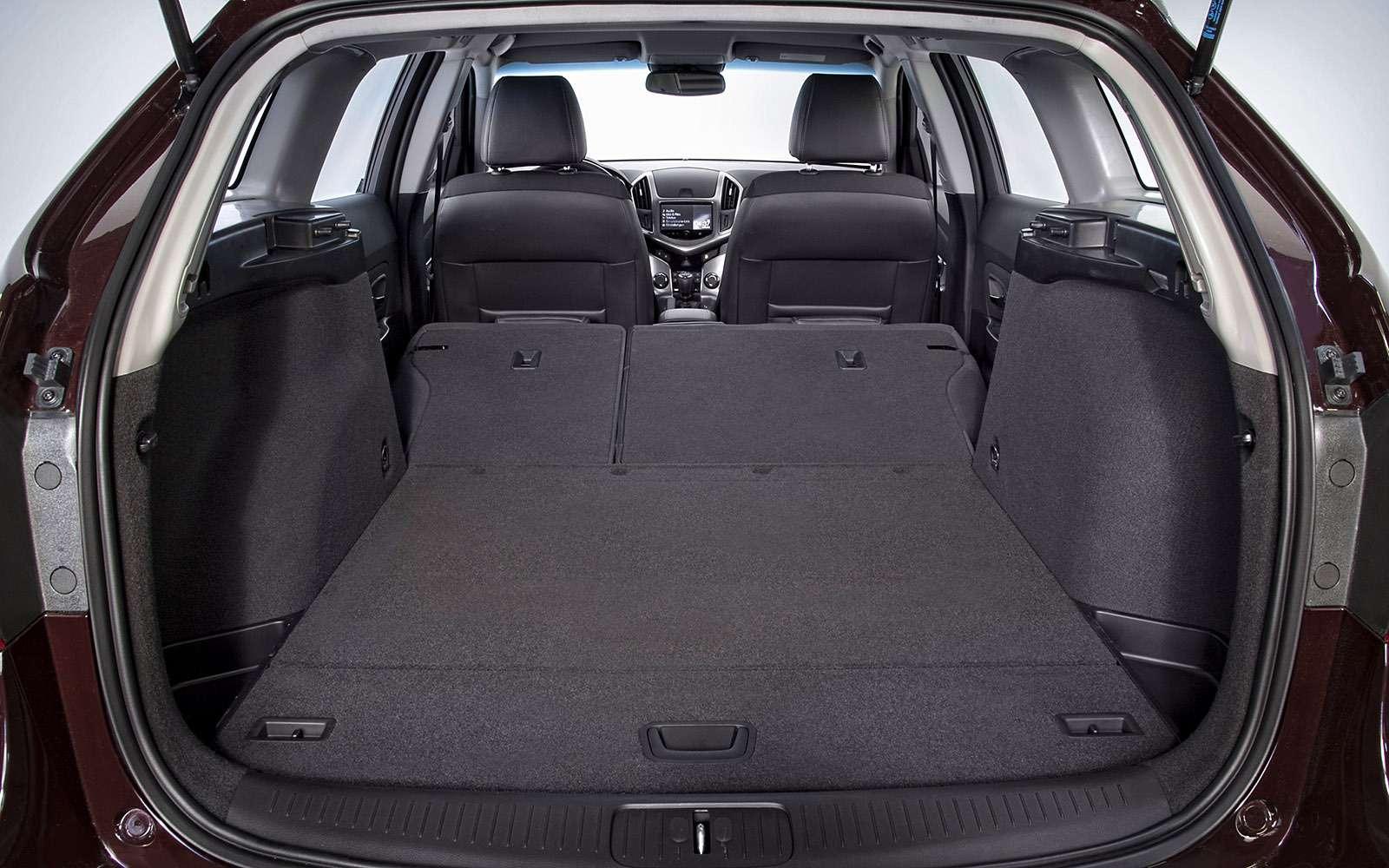 Багажник Chevrolet Cruze