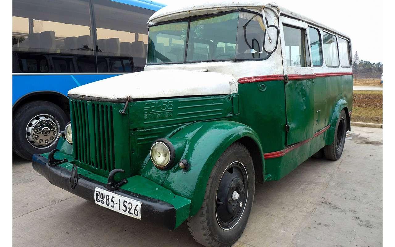Наши заграницей: вочто превращались автомобили СССР вКитае, Корее, наКубе— фото 963685