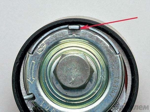 Ремни ГРМ: Два привода— фото 88680