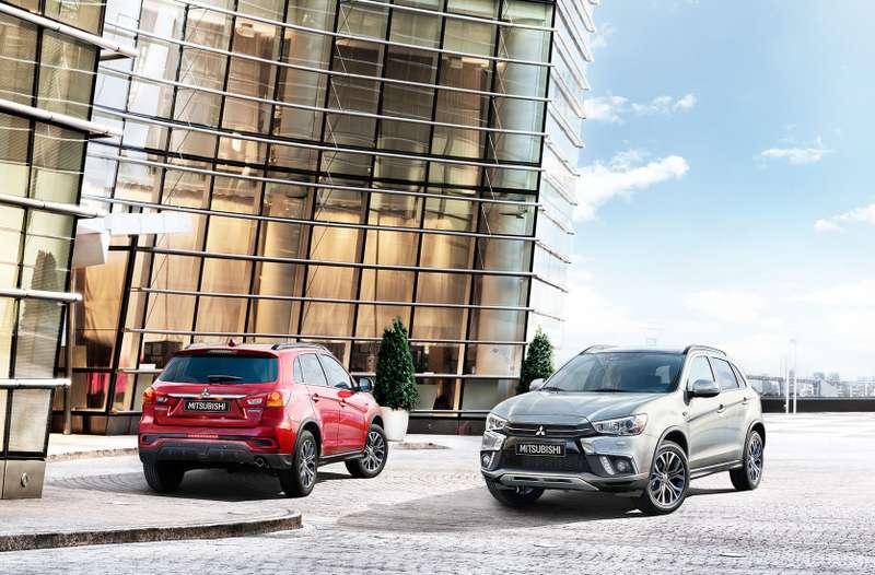 Mitsubishi ASX сделали «подтяжку» ивернули нароссийский рынок