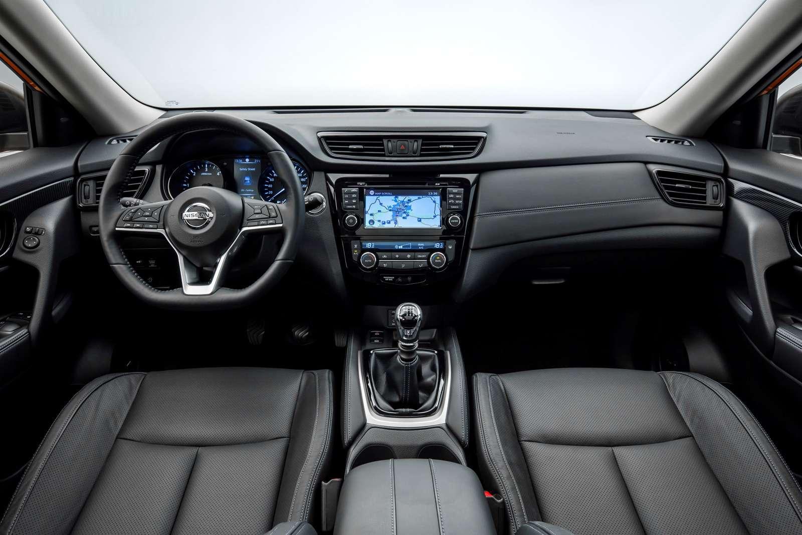 Обновленный Nissan X-Trail будут собирать вРоссии (однажды)— фото 760056