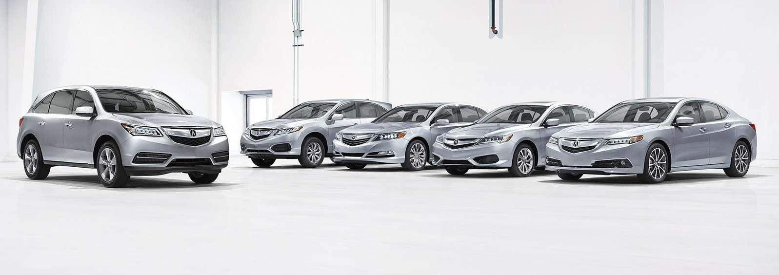 Автомобили марки Acura гораздо популярнее вСША. НоивРоссии уних были свои поклонники.