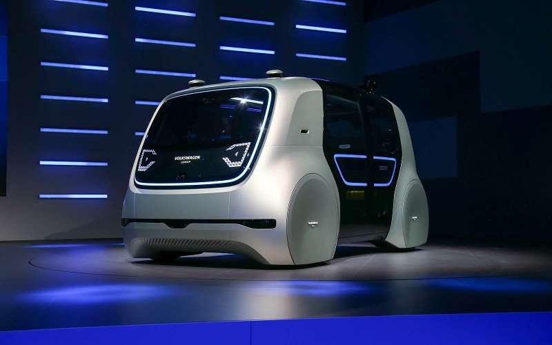 Volkswagen Sedric— германский ответ российской «Матрешке»