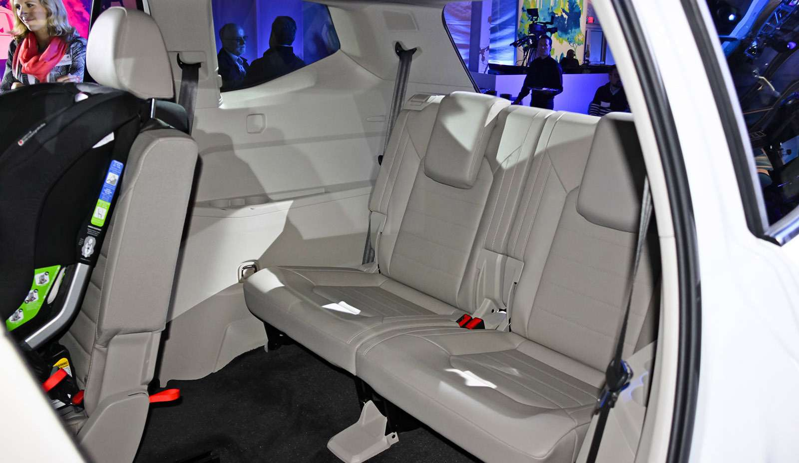 Новый Volkswagen Atlas: ждем «американца» вРоссии!— фото 675962