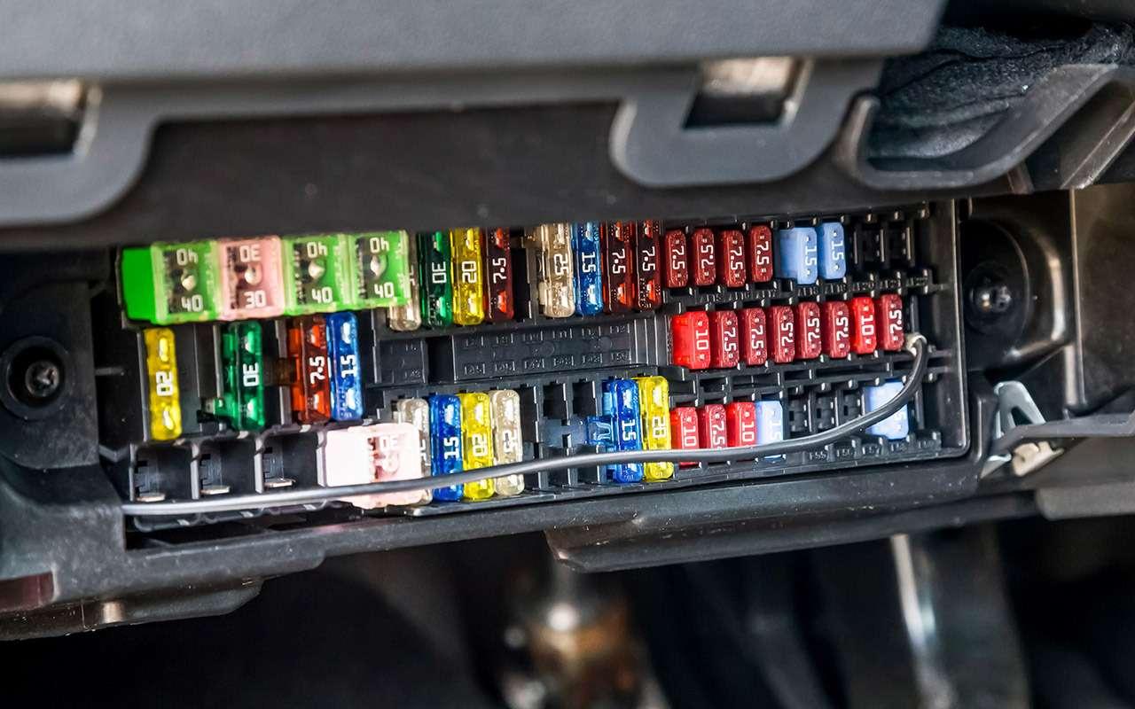 23 000 км с новым VW Polo: подробный отчет (с видео) - фото 1276486