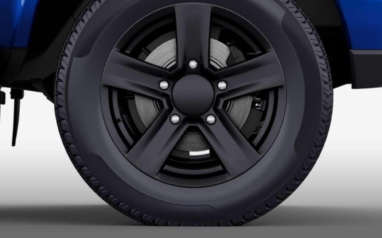 Lada 4x4 Urban Black: фото ивсе расцветки— фото 1195228