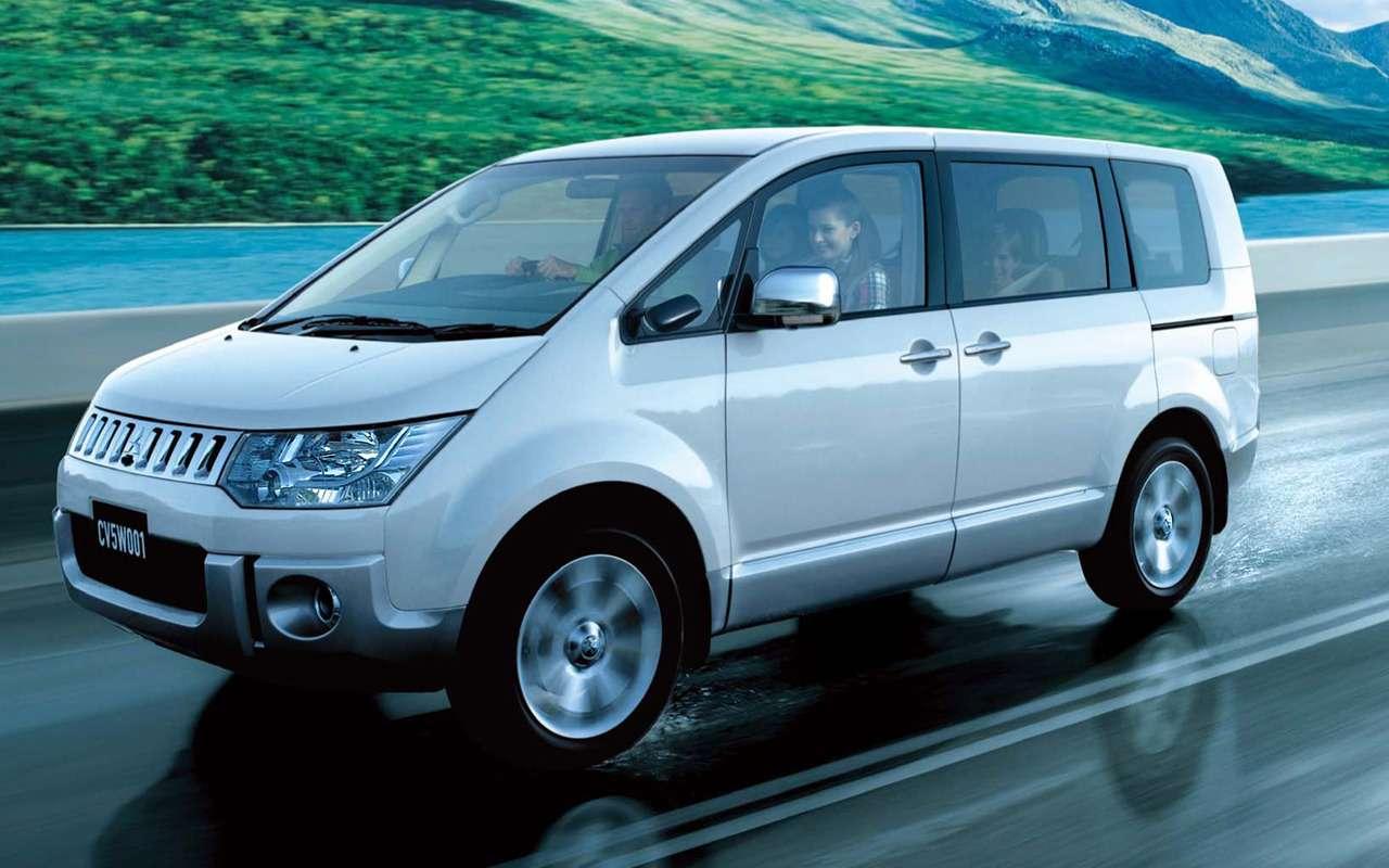 10моделей Mitsubishi, которые непродают вРоссии— фото 907764