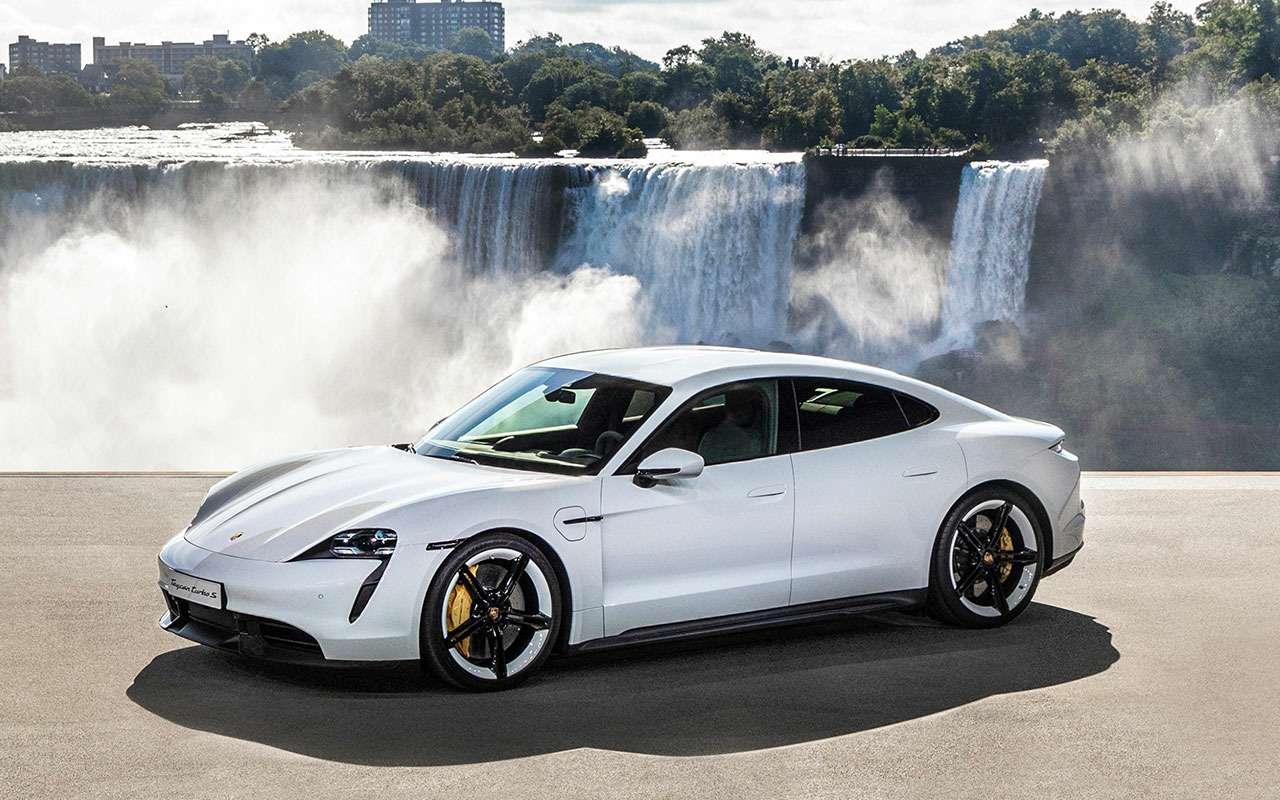 «Всемирный автомобиль года» 2020: известны номинанты— фото 1090016