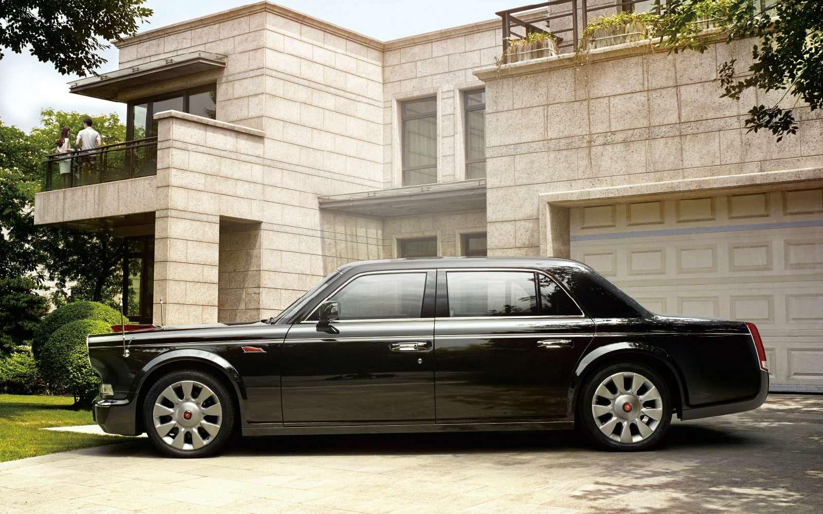 Дороже S-класса: самый крутой китайский седан поступил впродажу— фото 825582