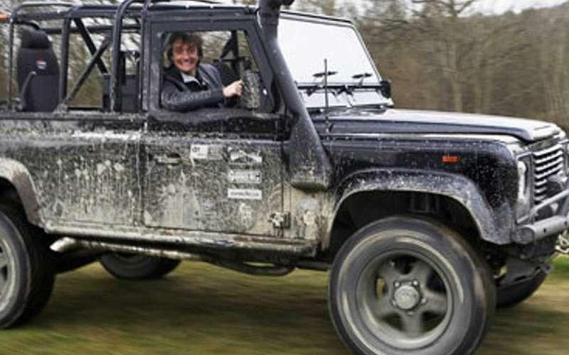 8 любимых автомобилей безумной телезвезды Ричарда Хаммонда