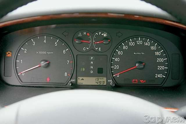 Hyundai NF, Hyundai Sonata. Налигу выше— фото 59043
