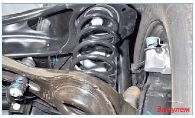Проверка ходовой форд фокус своими руками 43