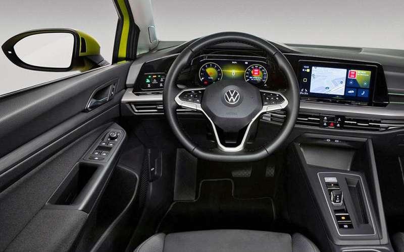 Новый Volkswagen Golf: запланированная «утечка» доофициальной премьеры