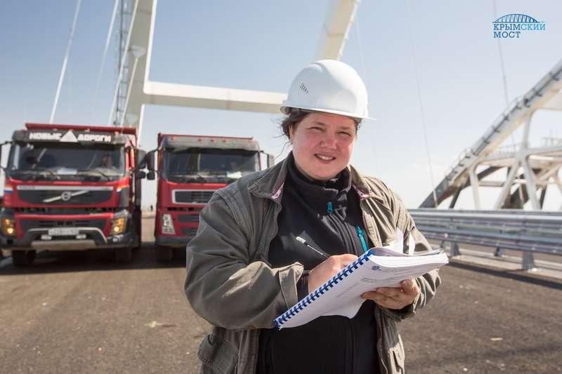 Крымский мост прошел официальные испытания. Скоро поедем!