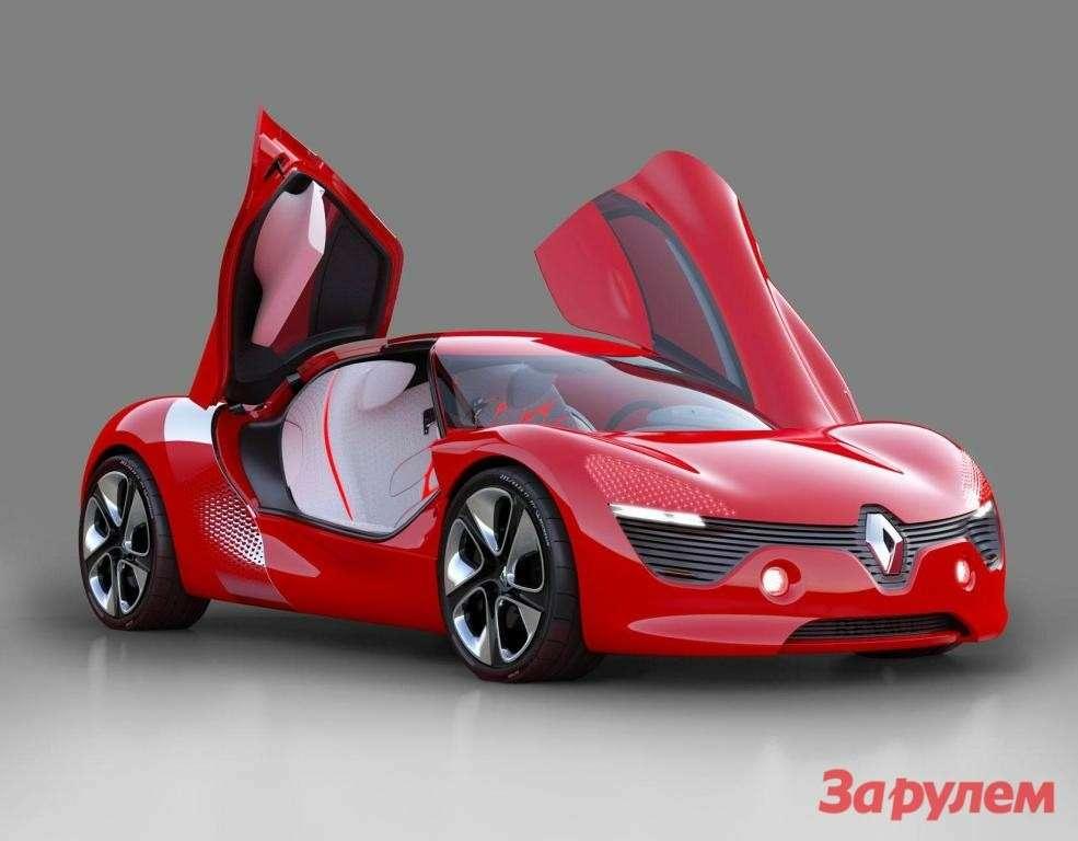 Renault-Paris-2010-DeZir-Concept