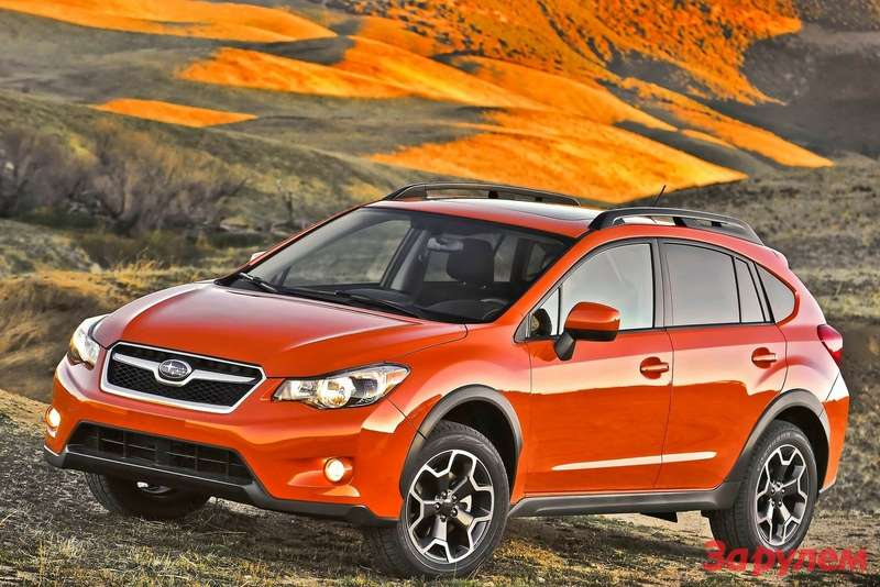Subaru XV Crosstrek 2013 1600x1200 wallpaper 02