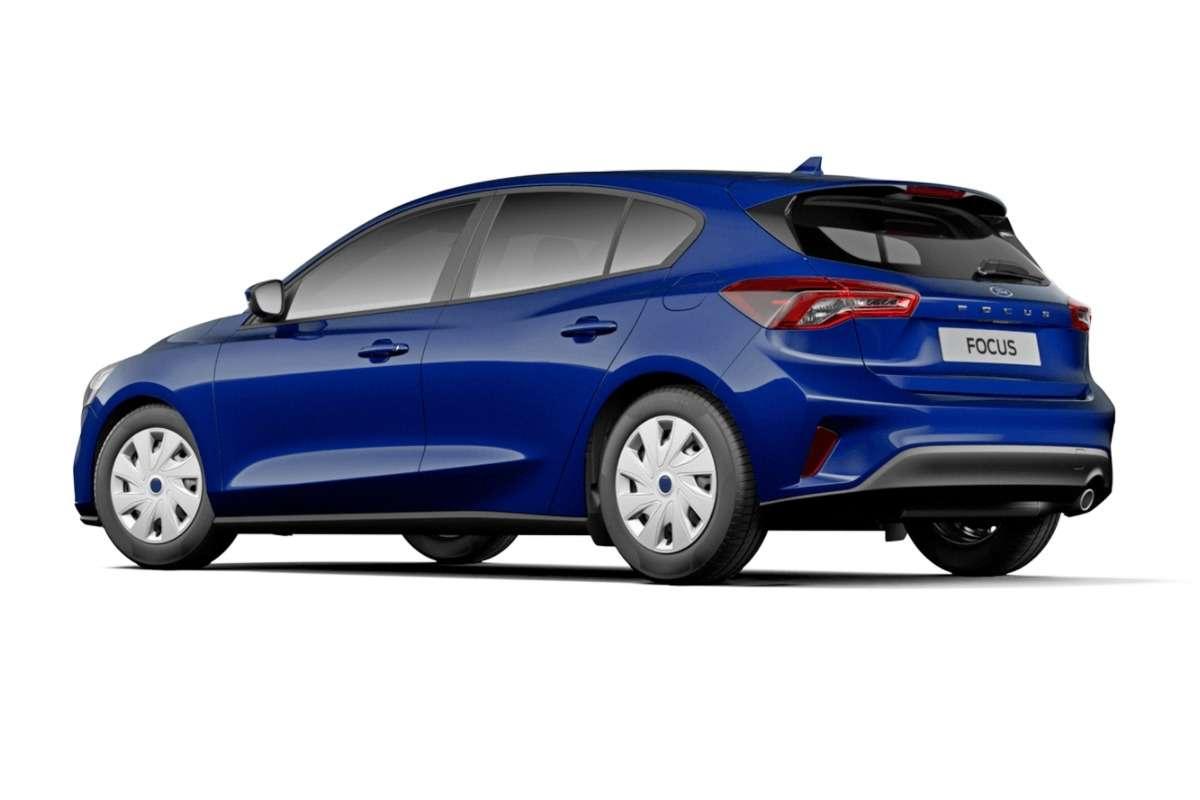 Голый, нонесмешной: новый Ford Focus вбазовых версиях— фото 862236