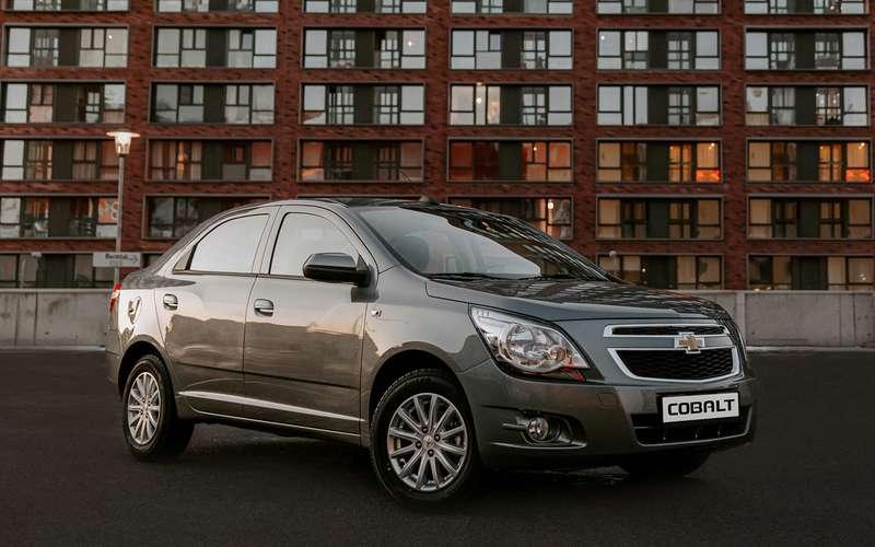 Chevrolet увеличил скидки наNexia иCobalt
