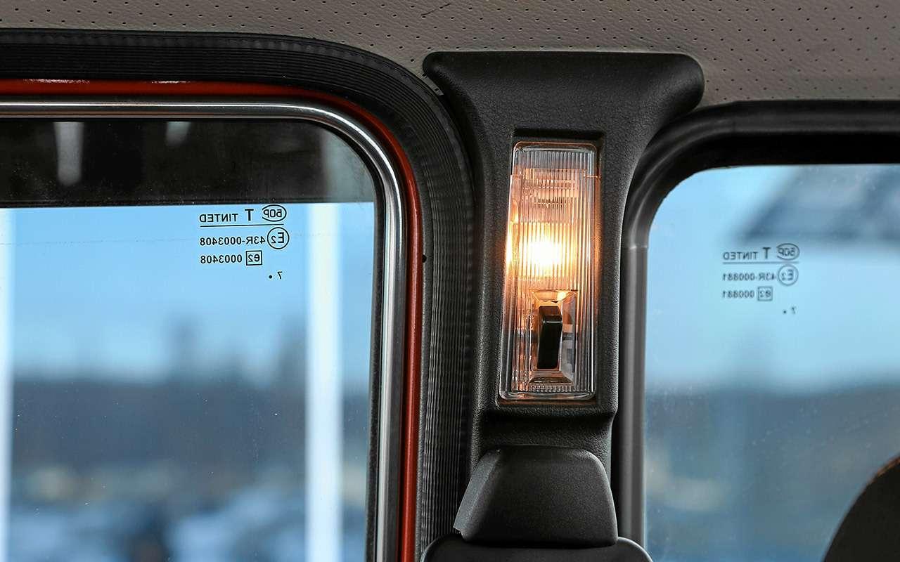 Обновленная Lada 4x4: что вней реально изменилось— фото 1121669