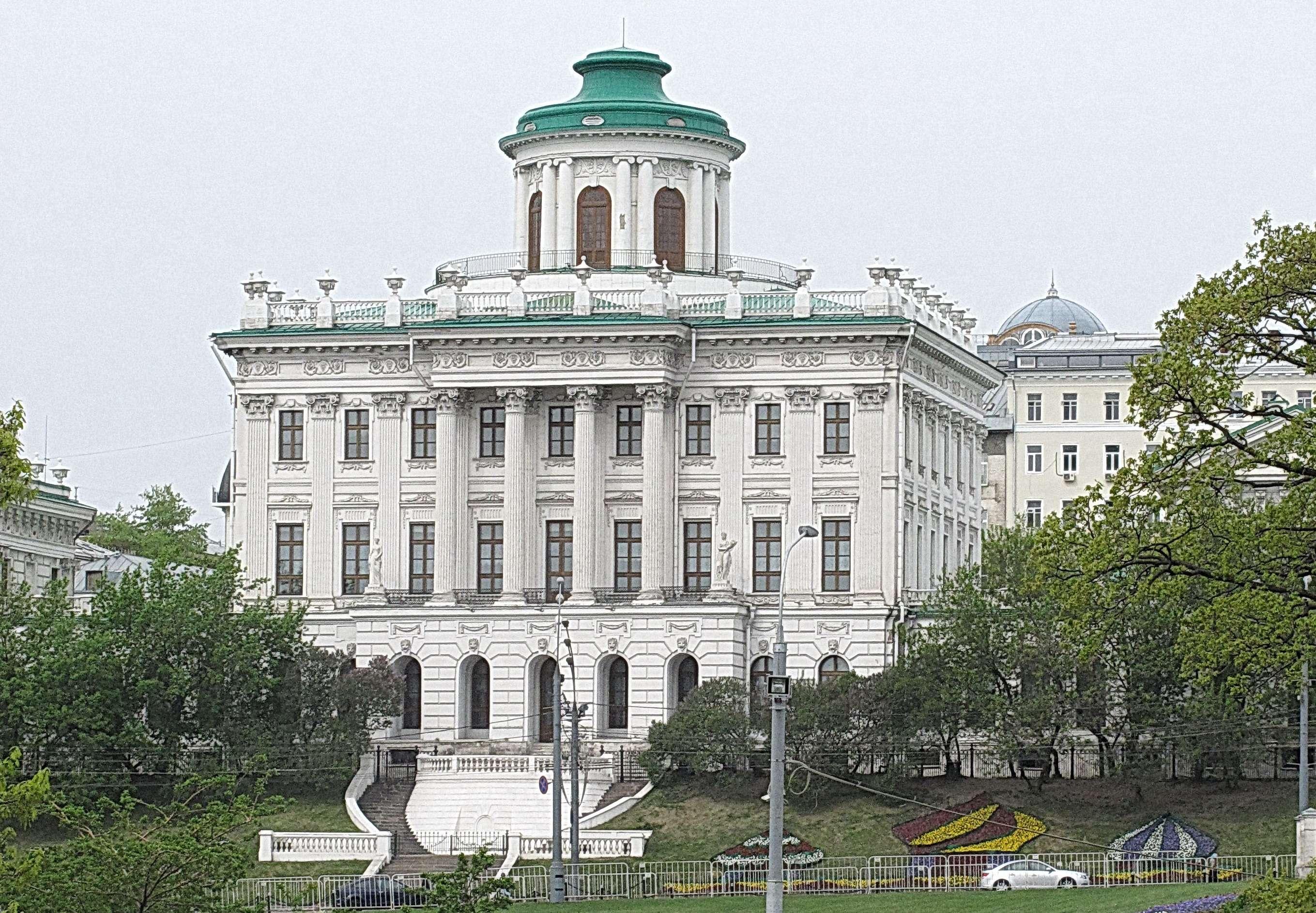 Путешествие наБельведер, или Чертовщина Ваганьковского холма— фото 725186