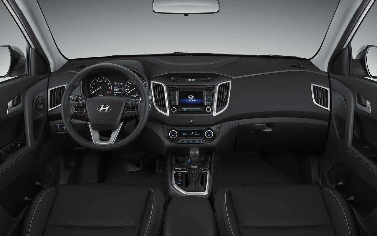 3 причины, почему Kia Seltos интереснее Hyundai Creta— фото 979842