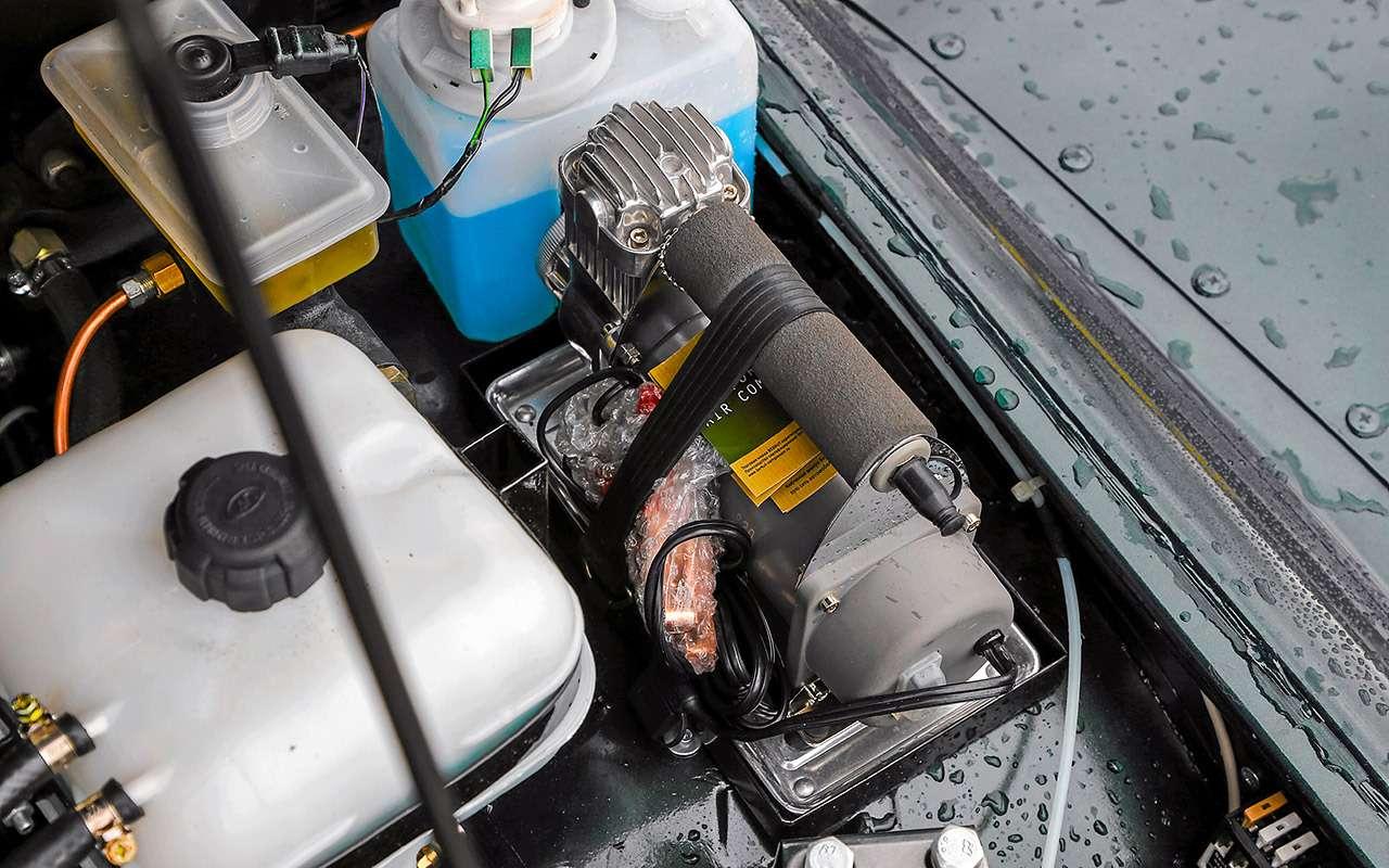 Вездеход Трэкол-39041: водоплавающее— фото 876458