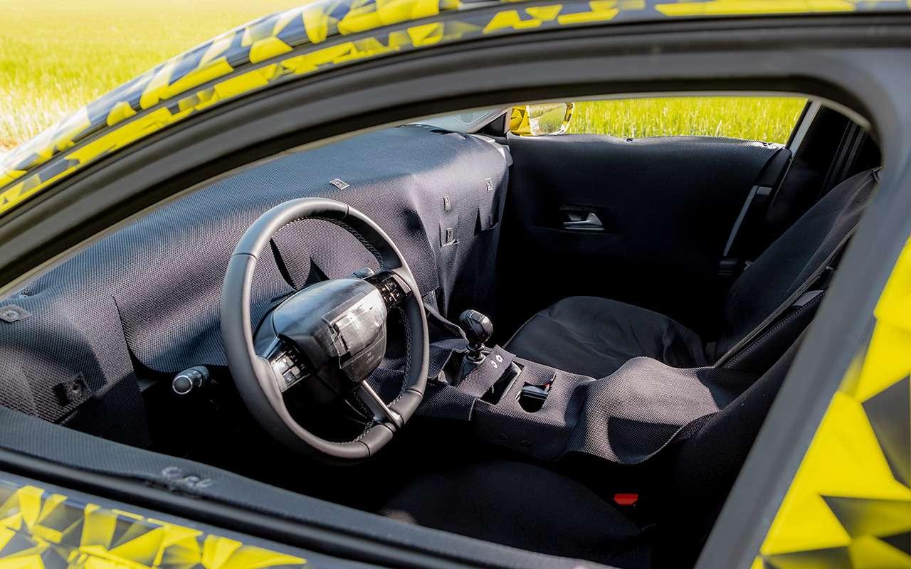 Opel Astra New: ждем уже скоро— фото 1258023