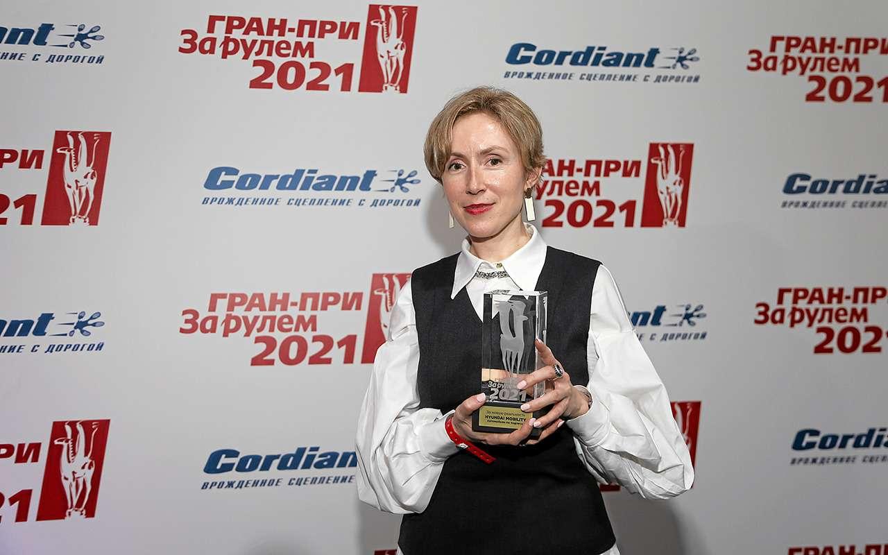 Встречайте 12лучших! Гран-при «Зарулем» 2021— фото 1241848