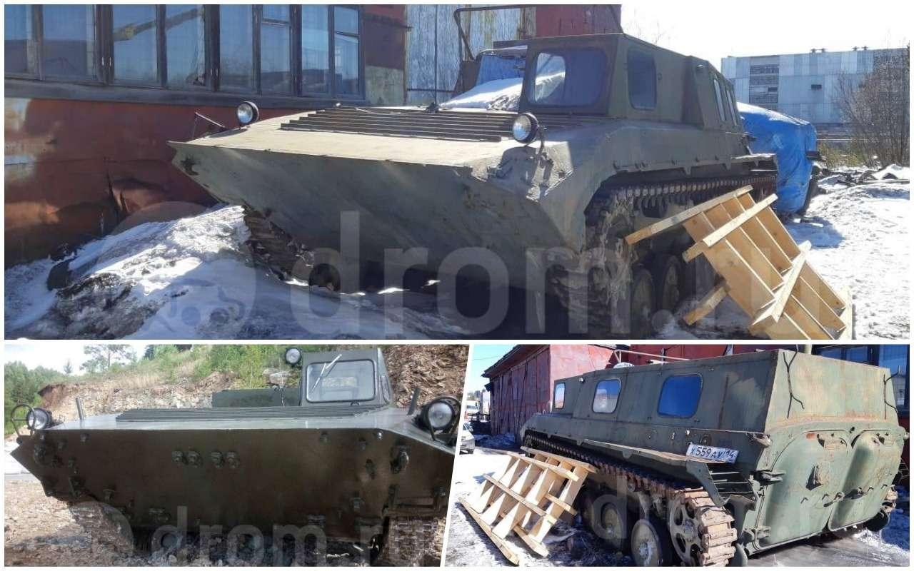 7 военных машин, которые выможете купить прямо сейчас— фото 1086082