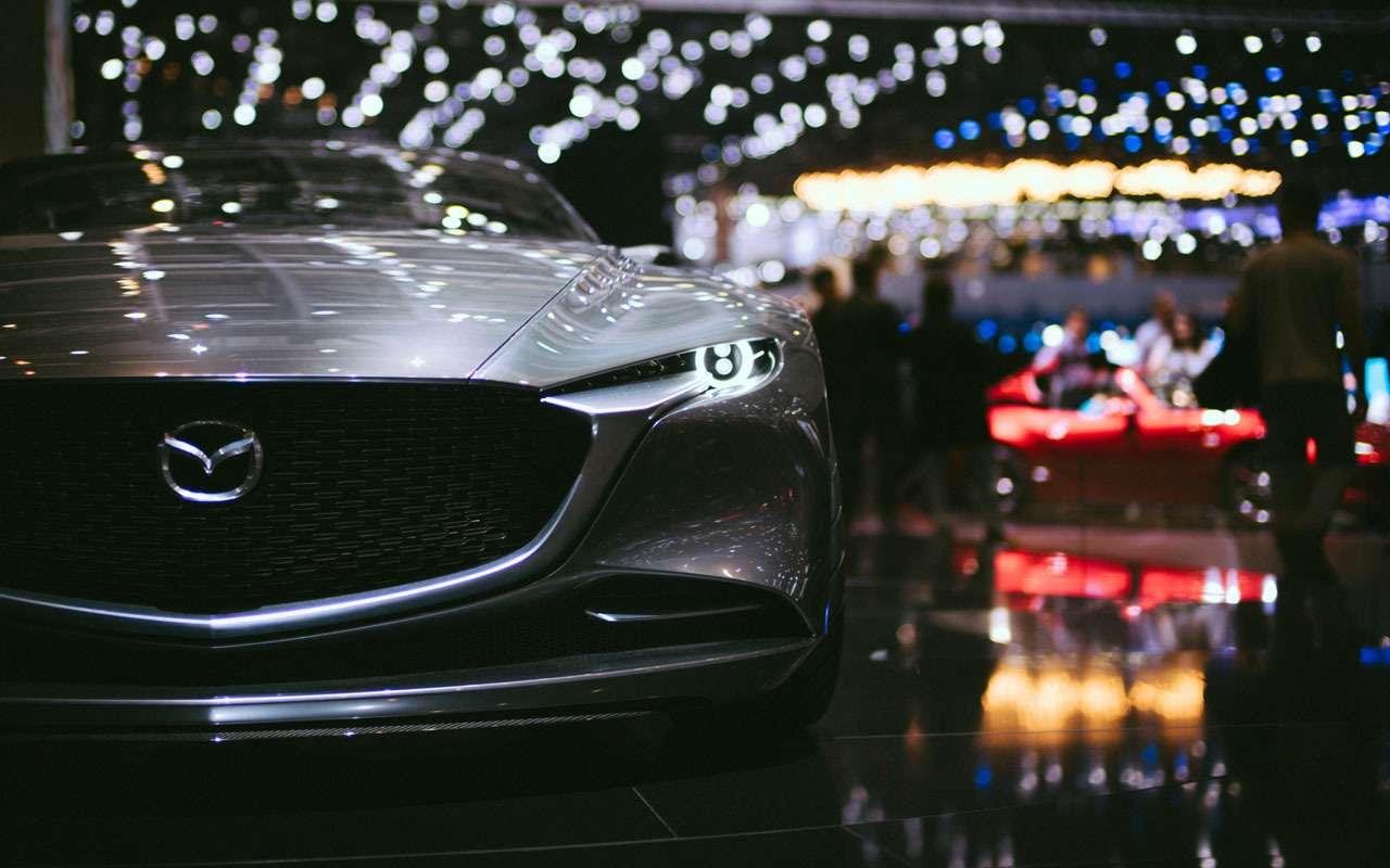 Mazda будет дороже: новые мотор, коробка иплатформа— фото 1076864