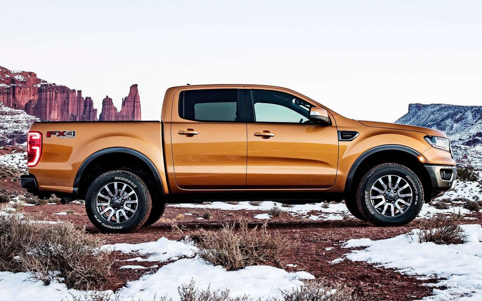 Возвращение домой: Ford представил обновленный Ranger— фото 835890