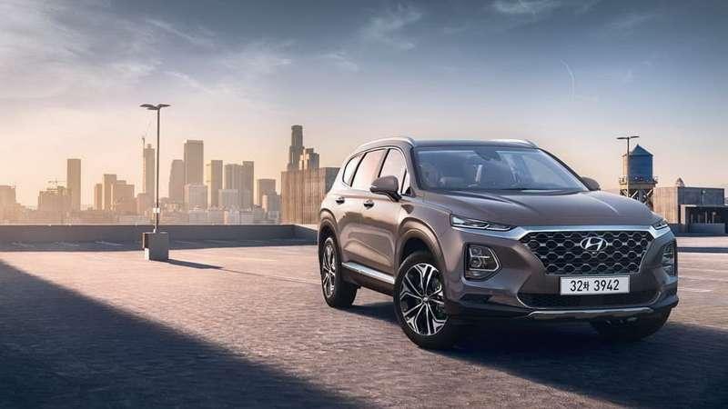 Новый Hyundai Santa Fe: полный привод HTRAC и8-ступенчатый автомат