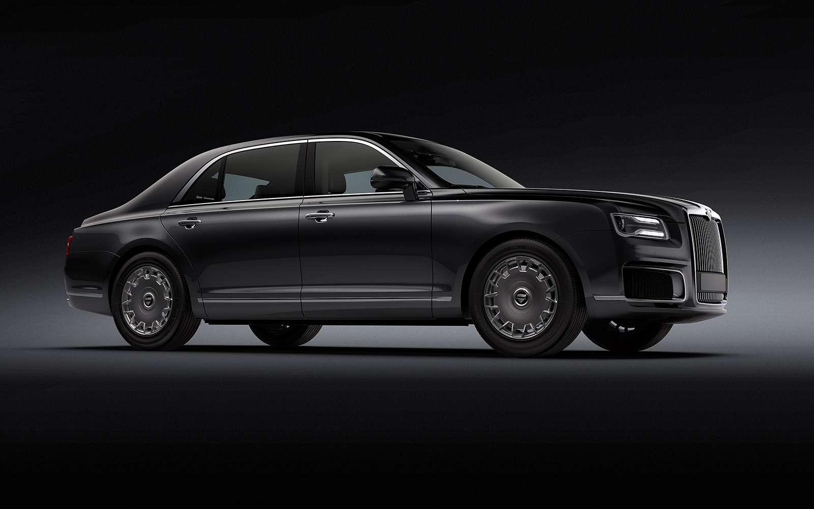 Aurus Senat: заглядываем внутрь самого крутого российского автомобиля— фото 906733