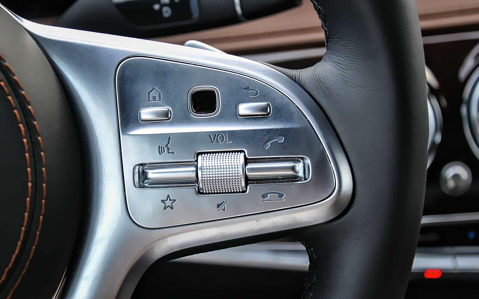 Mercedes-Benz S-класса: собновленным лицом иновыми моторами— фото 786210